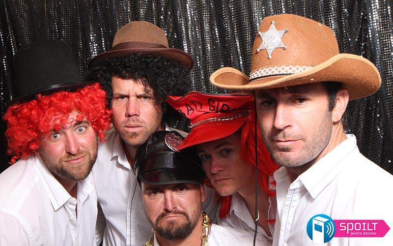 wedding photo booth hire